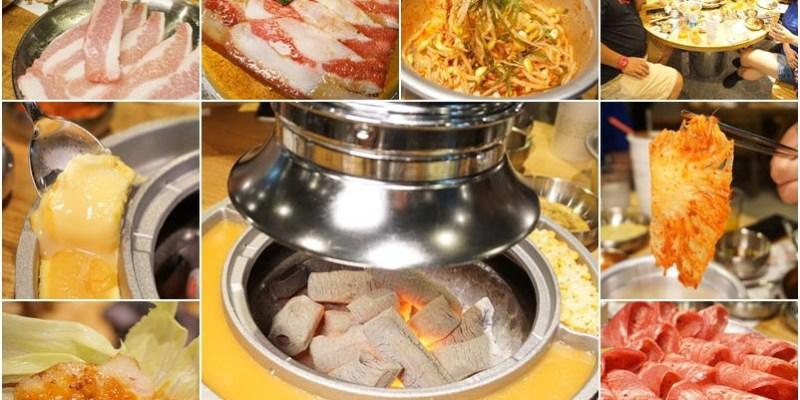 新竹縣竹北姜虎東白丁678韓國傳統烤肉店(縣政二路/文義街)--踢小米食記
