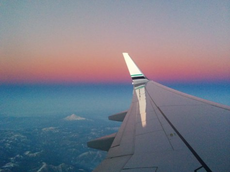 Airplane's and Mountains