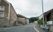 One of the small villages we drove through