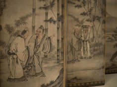 Seven Sages of the Bamboo Grove - 16th century