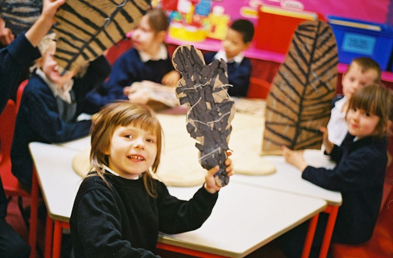 leaves-in-class