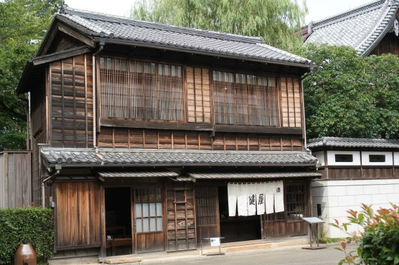 "Traditionelle japanische Bar: Izakaya ""Kagiya"""