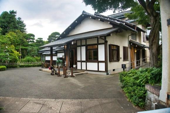 Residenz von Hachirouemon Mitsui.