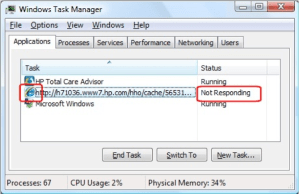 Cửa sổ Task Manager