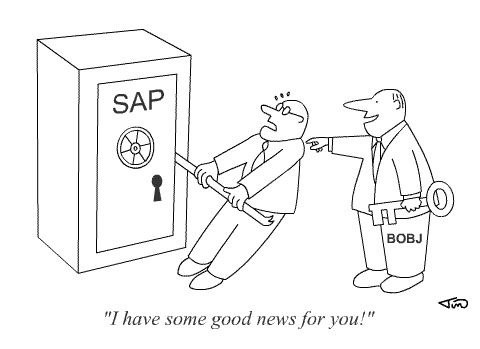 SAP and Business Objects