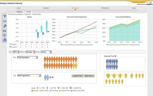 SAP HANA screenshot 2