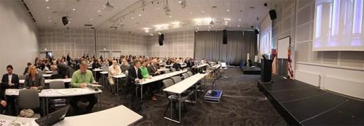 Oslo SAP Innovation Forum Panorama