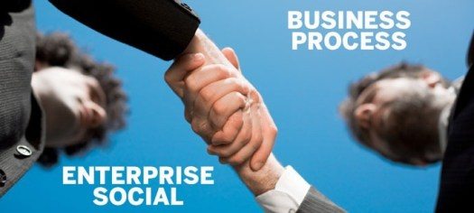 business handshake in the field with blue sky