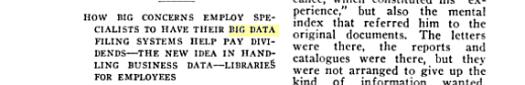 big data marketing communications books