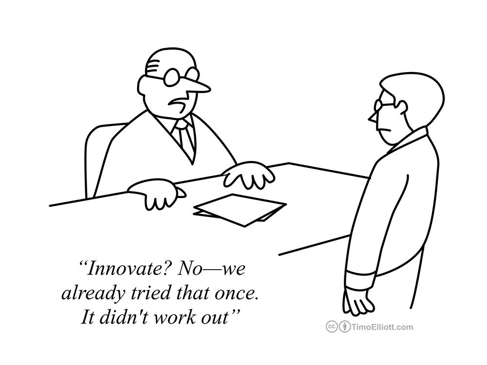 Innovation Cartoons
