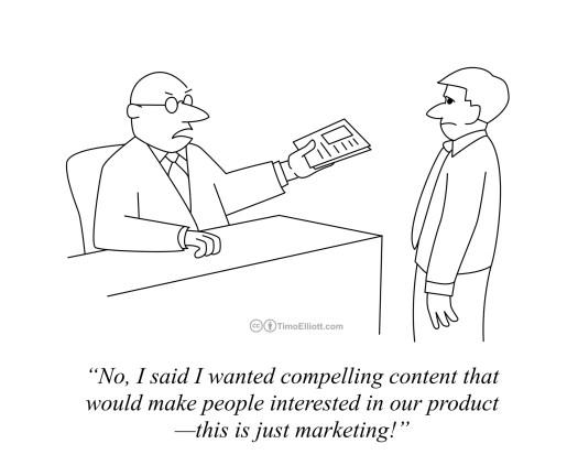 marketing has a branding problem