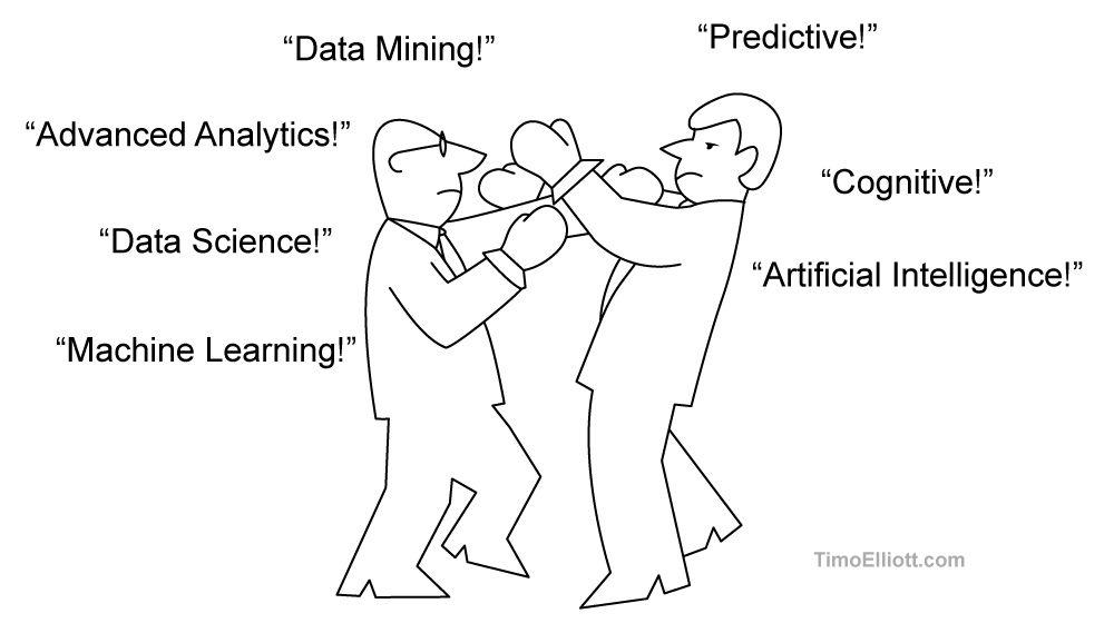 A Shortcut Guide to Machine Learning and AI in The Enterprise
