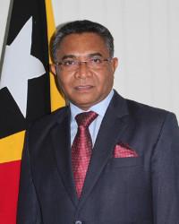 H.E. Dr. Rui Maria de Araújo