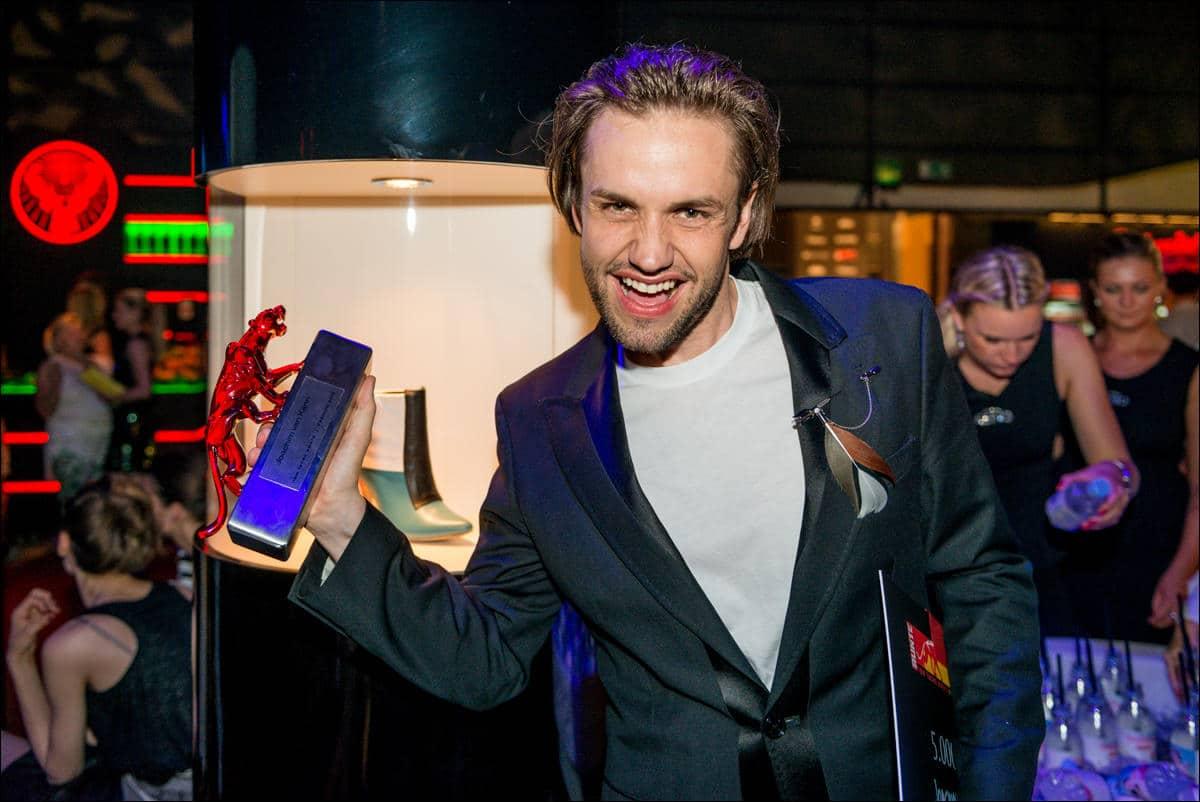 Event BUNTE New Faces Award  Fashion Dsseldorf 2207