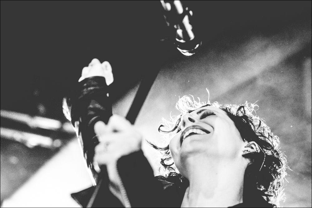 Concert Anneke van Giersbergen  ColosSaal October 2013