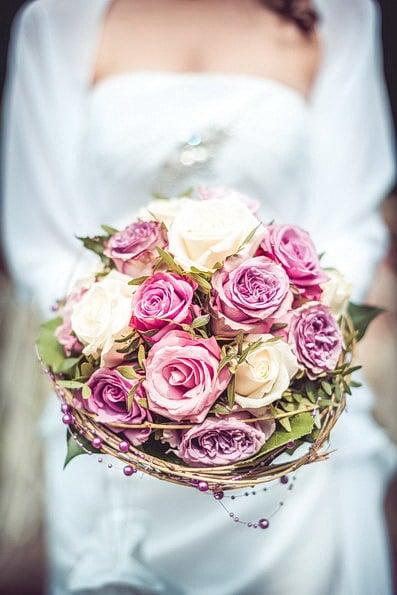 Der Brautstrau  brautstraussliebe  oder die schnste