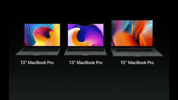 Die neuen MacBook Pro Modelle