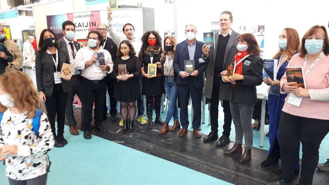 Salone del Libro, Torino 2021