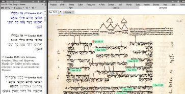 la bible hébraïque