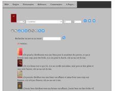 Bible Parser Web App