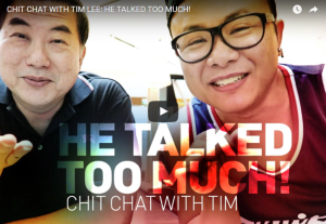 SEO & Digital Marketing Consultant in Singapore's First YouTube Appearance