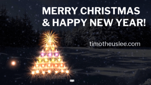 SEO & Digital Marketing Consultant in Singapore Wishes Everyone A Merry Christmas and A Happy New Year!