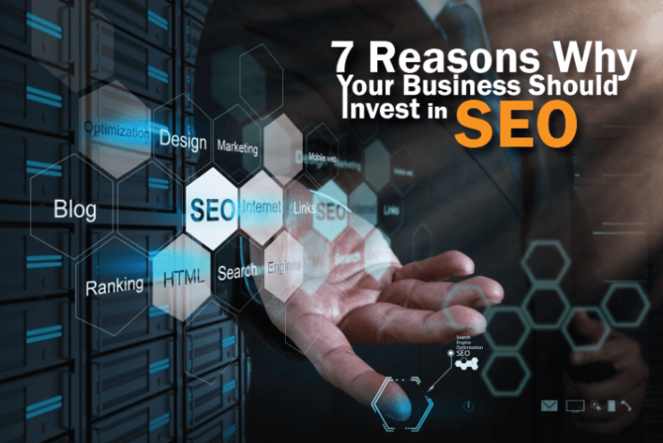 SEO & Digital Marketing Consultant Singapore's 7 Reasons Why Your Business Should Invest in SEO