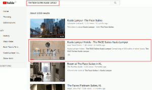 How To Rank On YouTube - The Face Suites Kuala Lumpur - small