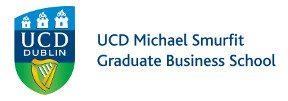 UCD Michael Smurfit Graduate Business School logo