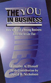 The You in Business by Timothy Dimoff
