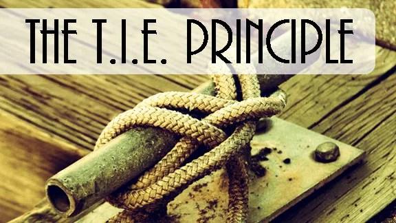 TIE Principle