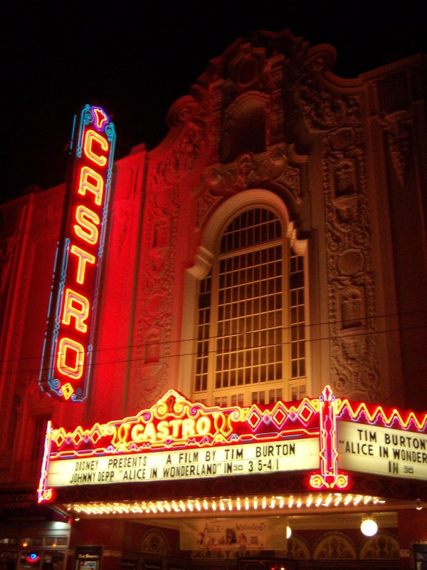 Castro Theatre Timothy Pflueger