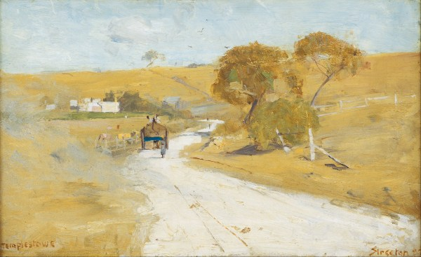 Arthur Streeton Paintings