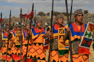 22D-Image Inca Army