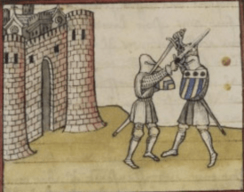 medieval swords from legends and myths founded in reality