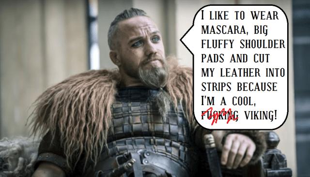 real vikings versus fake TV vikings