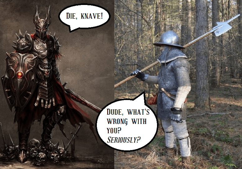 Why Fantasy Armor Is Unrealistic Leather Spikes Galore