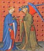 houppelande in list of medieval clothes