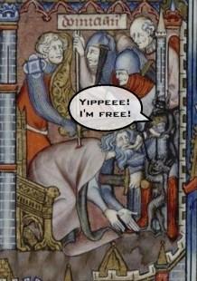 medieval ghosts