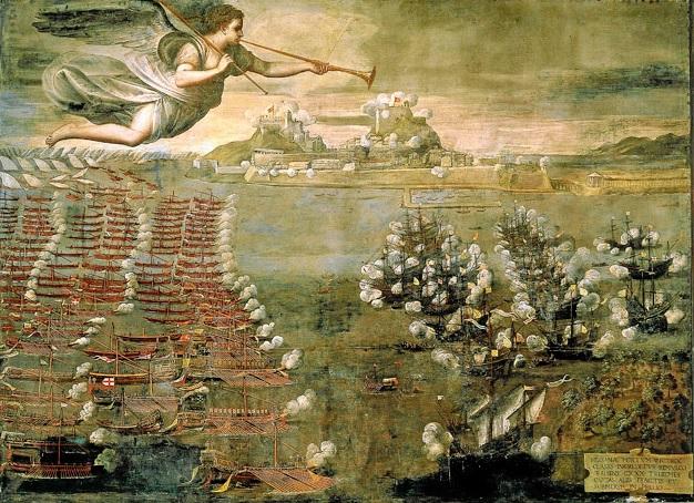 Mediterranean medieval naval warfare