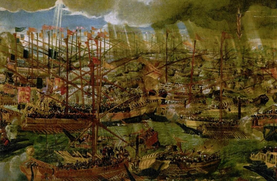 realistic medieval ocean battles
