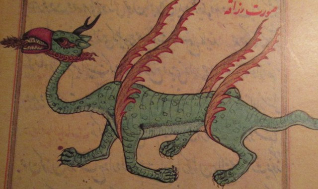 historical dragon facts