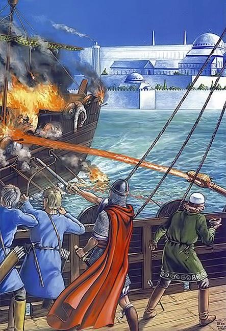 early medieval seafaring warfare tactics