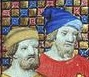 the real medieval bonnet or hat for men in scotland