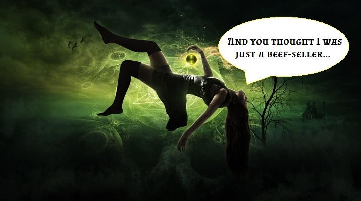 witch meme