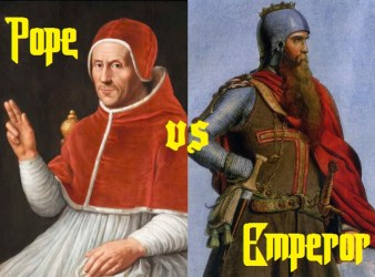 Medieval Authority: Pope vs Emperor The Medieverse: Tim s Realistic medieval FANTASY Blog