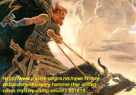 the real thor from the middle ages