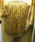 medieval chasuble context