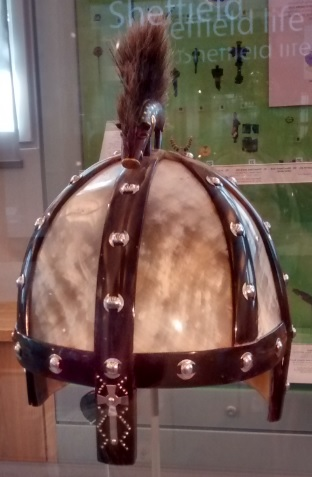 Benty Grange helmet facts