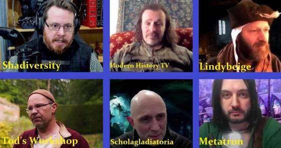 best medieval youtubers